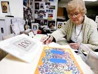 Секрет молодости 100-летней секретарши