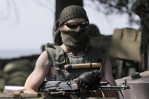 Украинские солдаты обещали меньше пить