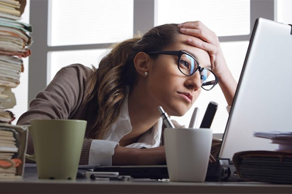 Смена работы вызывает у женщин сильный стресс