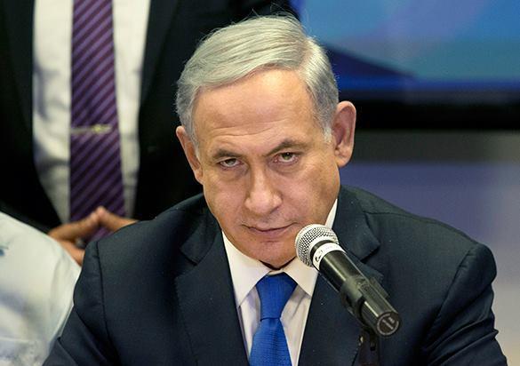 Нетаньяху напророчил Евросоюзу