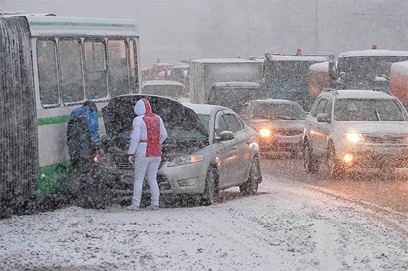 Первый сильный снегопад в Москве пройдет 27 октября. Первый сильный снегопад в Москве пройдет 27 октября