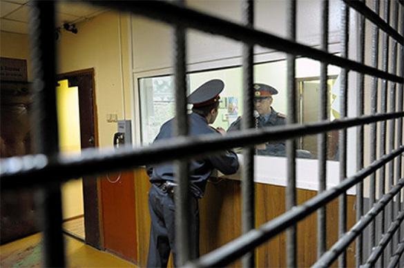 В Воронеже водитель и двое пьяных мужчин устроили GTA offline