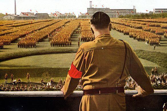 Х-файлы: Америка не пустила к себе Гитлера