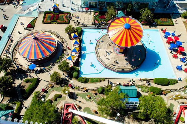 Шоколадные и эротические парки развлечений. Шоколадные и эротические парки развлечений.