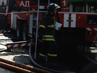 Пассажирский автобус сгорел возле вокзала в Москве. 270919.jpeg