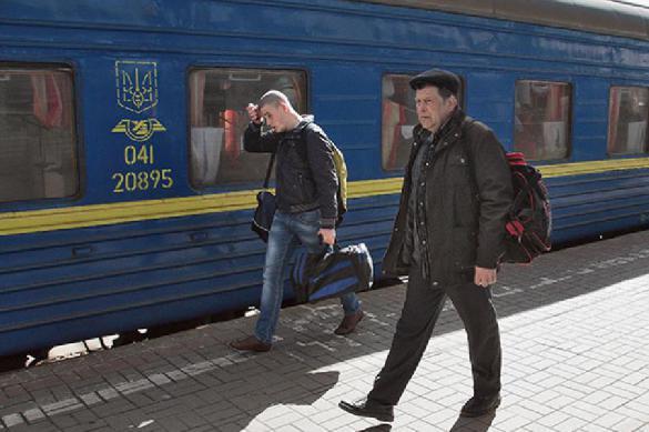 Названы детали прекращения ж/д сообщения между Россией и Украиной. 390919.jpeg