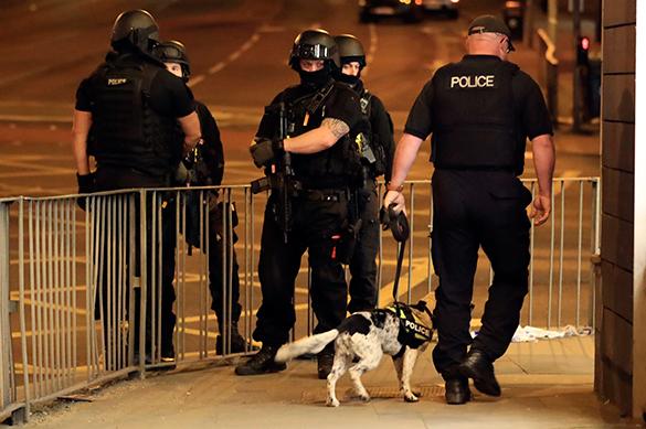 Теракт в Манчестере был совершен группой лиц