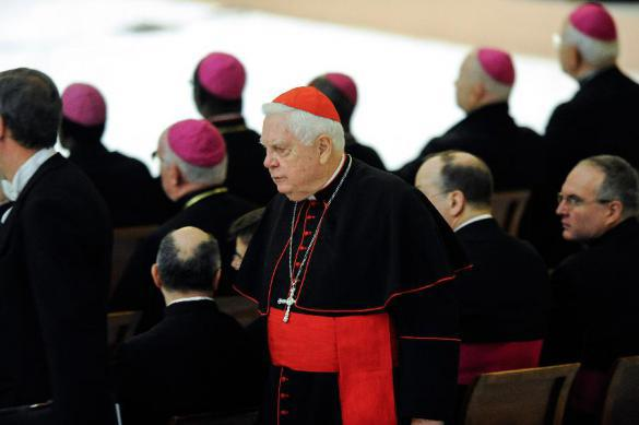 Замешанный в скандалах Ватикана кардинал Бернард Фрэнсис Лоу умер в Риме. 380920.jpeg