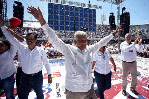 Новый президент Мексики заявил о серьезных переменах в стране. 388920.jpeg