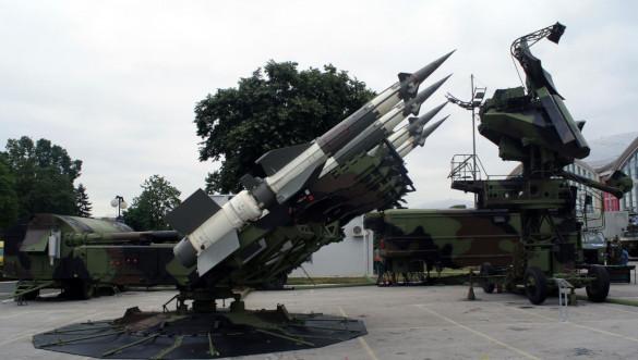 Перед российским воздушным хищником американец оказался олененком. САМ-3