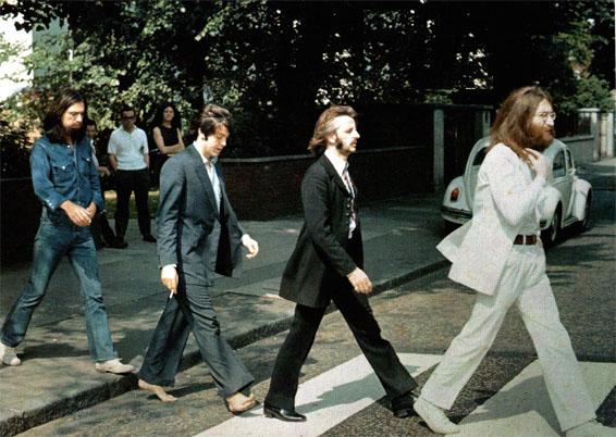 В Лондоне презентуют фильм о юности Джона Леннона