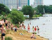 В Москве на треть выросло число смертельных случаев на воде
