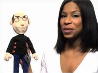 Кукла-двойник Стива Джобса попала под запрет. doll