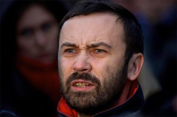 Илья Пономарев пообещал сделать Украину независимой от российского газа. Илья Пономарев