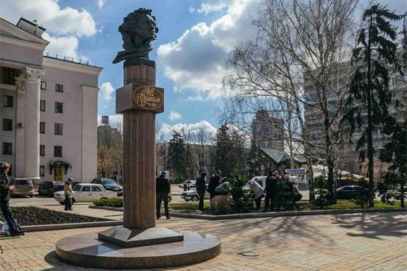 Донецк сообщил о предотвращении теракта на телевышке. Донецк сообщил о предотвращении теракта на телевышке