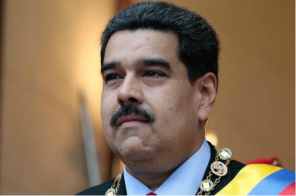 Венесуэла придет в равновесие, если Мадуро сможет наступить на горло собственной песне. 376921.jpeg