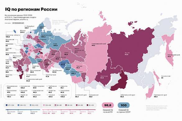 Умная Москва, тупая провинция: составлена карта IQ по регионам России. 389921.jpeg