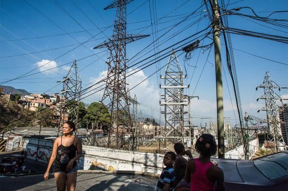 В Венесуэле сообщили о новых атаках на энергосистему страны. 401921.jpeg