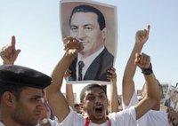 Египет начал суд над Мубараком. mubarak
