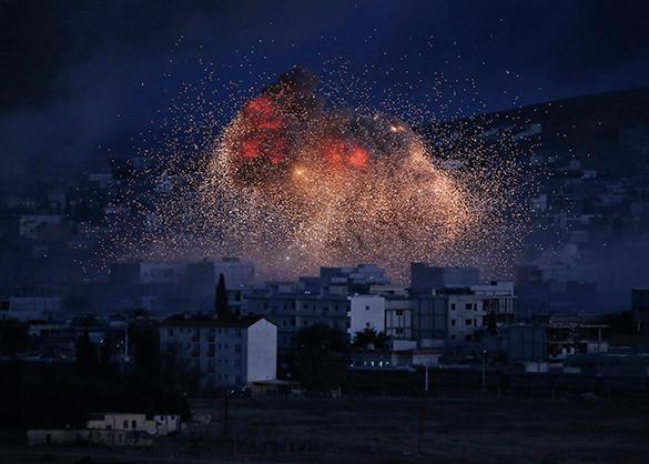 Наблюдатели ООН: Израиль начал открытую войну против Сирии. 316922.jpeg