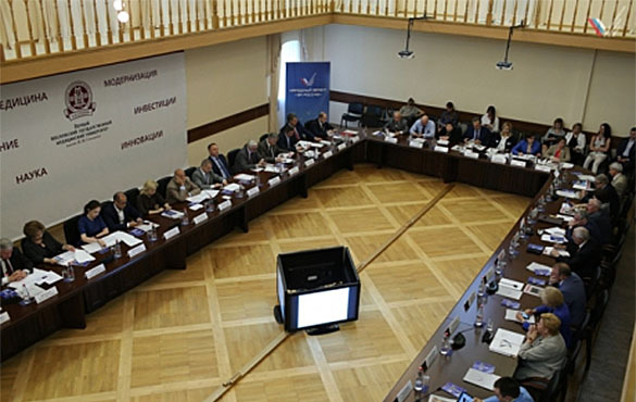 Форум ОНФ по вопросами здравоохранения пройдет в конце июля. ОНФ