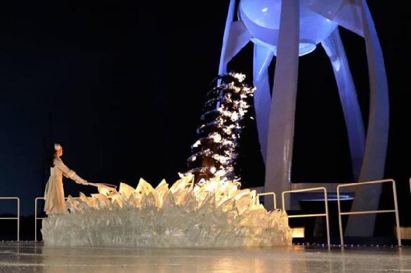 В Пхенчхане зажжен огонь Олимпиады-2018. 382922.jpeg