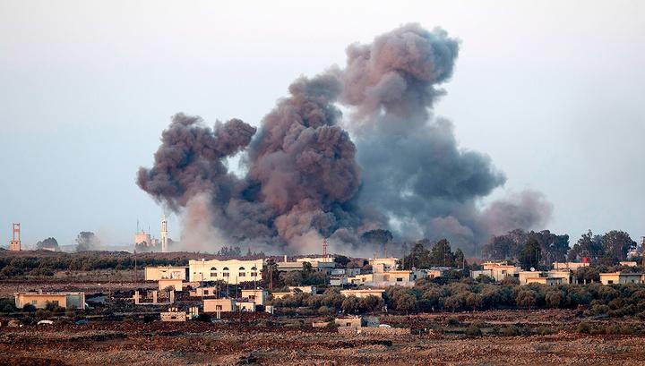 В результате авиаудара коалиции США погибли мирные жители - ГРИГОРЬЕВ НОВОСТЬ ГОТОВО. 399922.jpeg