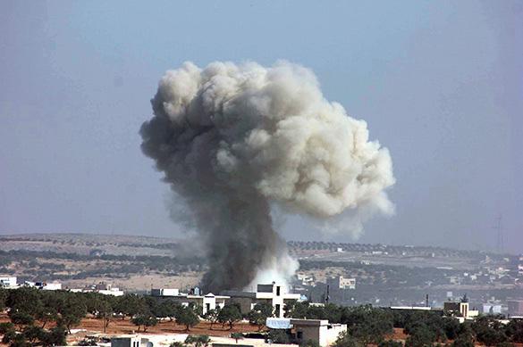 Российское посольство в Дамаске подверглось минометному обстрелу