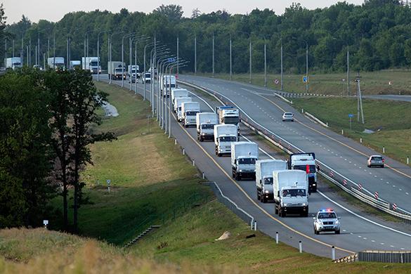 Российский гуманитарный конвой прибыл на границу. 298924.jpeg