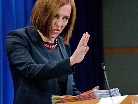 США приветствовали новые санкции ЕС в отношении Крыма. США положительно отреагировали на новые санкции для Крыма