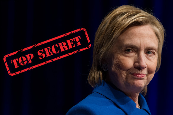 ФБР непокажет публике письма Клинтон