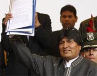 Спецслужбы предотвратили покушение на президента Боливии
