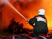 В Ингушетии сгорели два административных здания