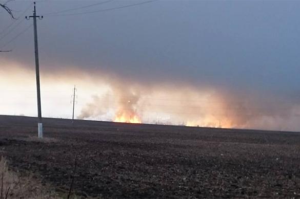 Украинский генерал о взрывах в Балаклее: Какая диверсия?! Обычн