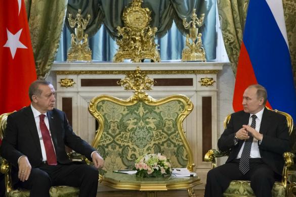 Владимир ПУТИН: Российско-турецкие отношения восстанавливаются в