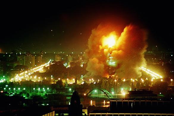 Сербы не простили НАТО и не хотят вступать в альянс. Сербы не простили НАТО и не хотят вступать в альянс