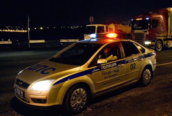 В центре Москвы грузовик наехал на пешеходов. 374927.jpeg
