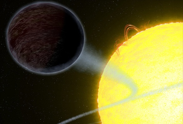 Самую темную планеты Галактики обнаружили ученые. 375927.jpeg