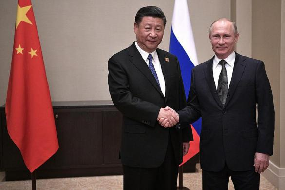 В США размышляют, как спастись от союза России и Китая. 391927.jpeg