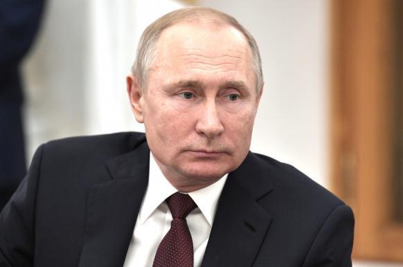 Путин: призыв в армию уходит в прошлое.