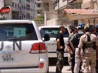 Специалисты ООН по химоружию покинули Сирию и прибыли в Ливан. 285929.jpeg