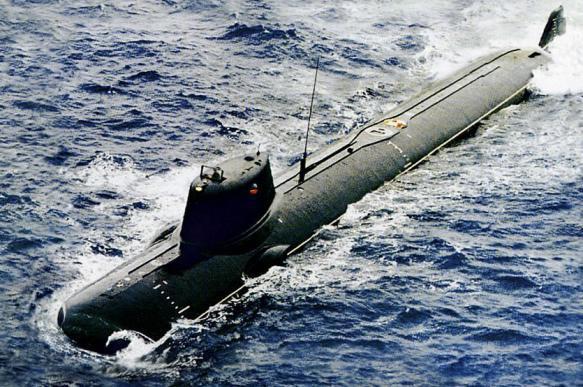 Гибель подводников на