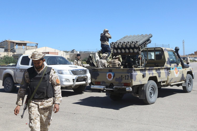 ЛНА и ПНС Ливии прекратили боевые действия. 404929.jpeg
