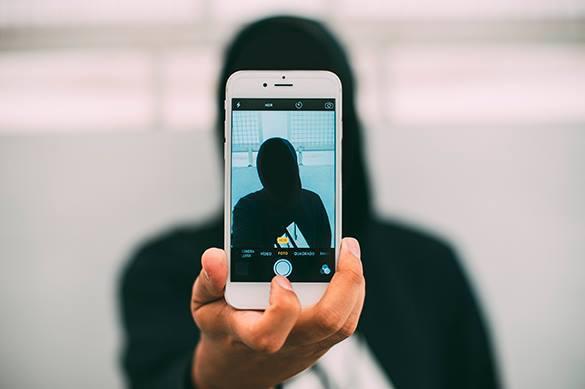 Apple уберет кнопку с лицевой панели iphone