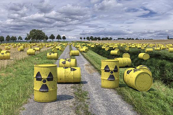 Посол США открыла под Киевом стройку хранилища ядерных отходов. 378930.jpeg
