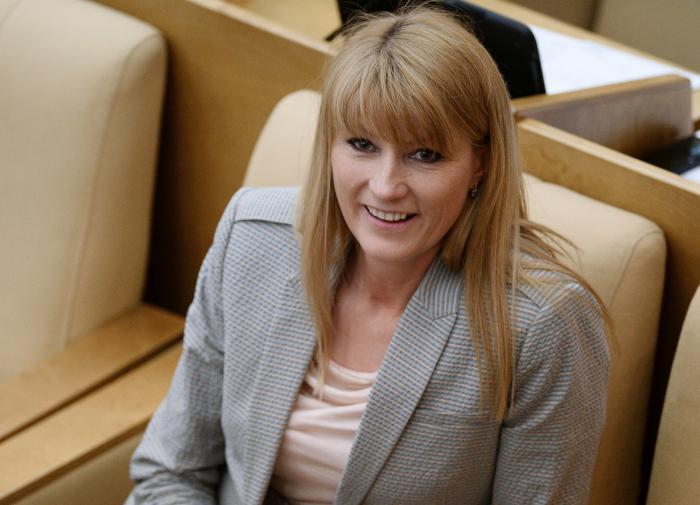 Светлана Журова.