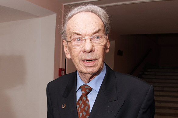 Великий актёр Баталов умер в больнице