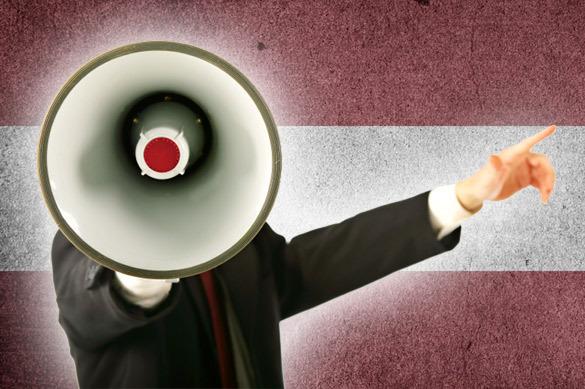 Латвия не увидела уголовного дела в публичном оскорблении парлам