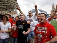 Рим охвачен футбольной лихорадкой