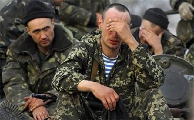 Верховная рада Украины одобрила расстрел дезертиров. 310932.jpeg